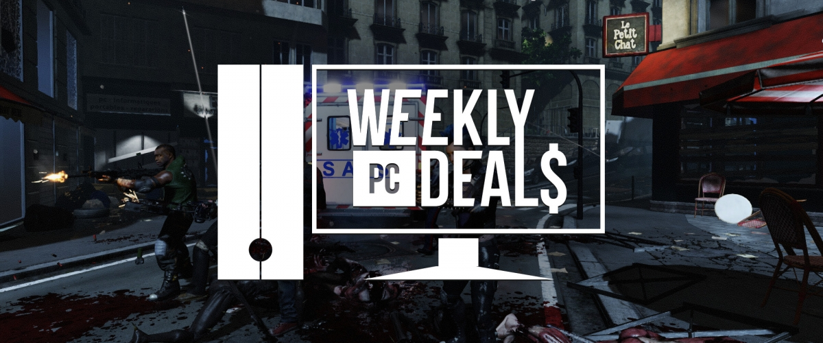 Weekend PC Download Deals for June 15: Free Killing Floor 2 Steam