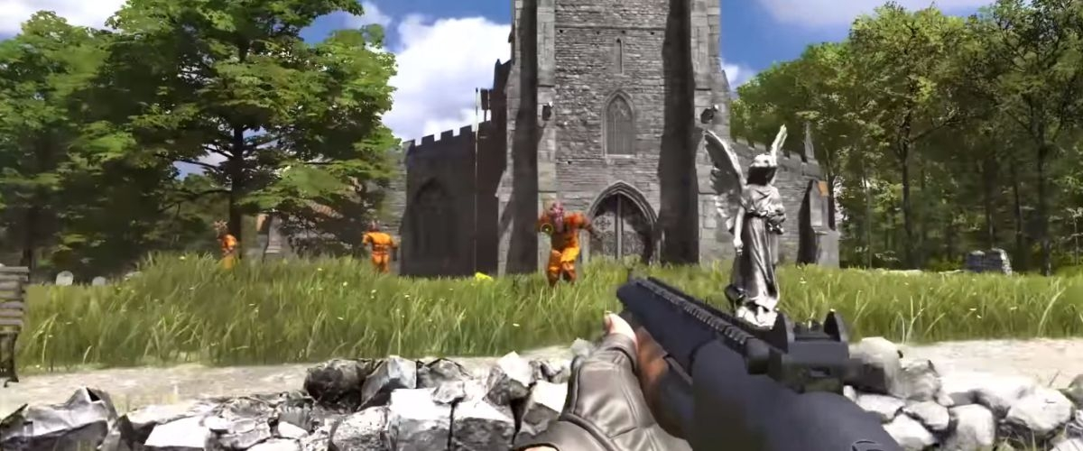 Serious Sam 4 Interview: First Encounters of the Badass Kind ...
