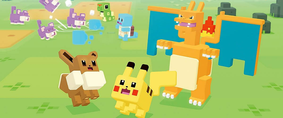 Evolution Levels and Evolved Forms in Pokemon Quest | Shacknews