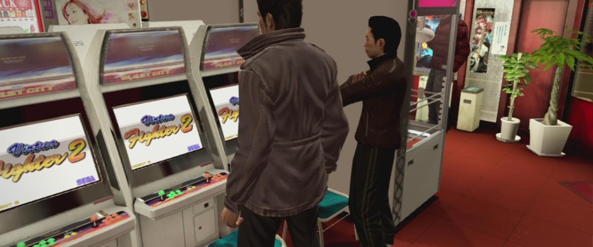 Yakuza 2 Kiwami Demo Won't Let You Play Virtual On or Virtua Fighter Arcade  Games | Shacknews