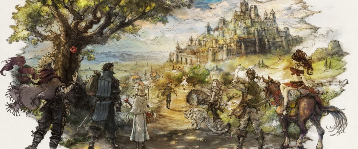 All Shrine Locations In Octopath Traveler Shacknews