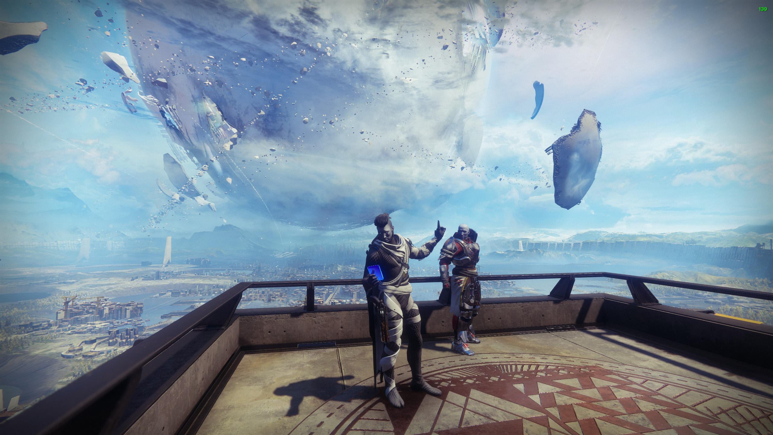How to Get the Heart of the City Emblem in Destiny 2 | Shacknews