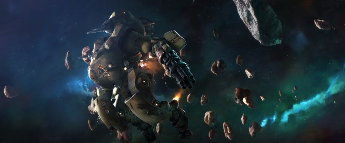99be315f1b7 Raiders of the Broken Planet Reborn As F2P Game Spacelords