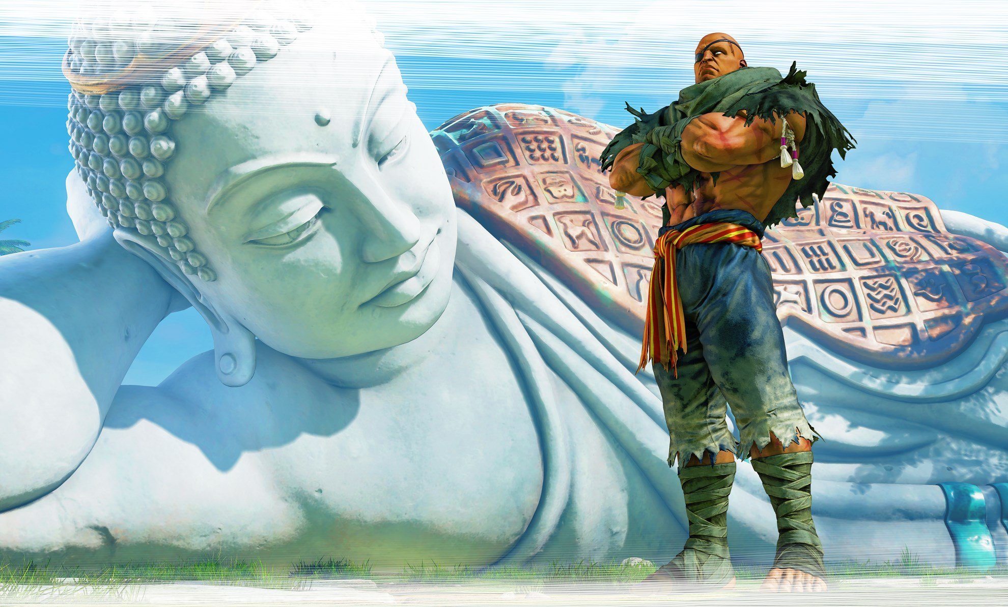 Street Fighter 5 Arcade Edition Sagat Basic Moves Guide Shacknews