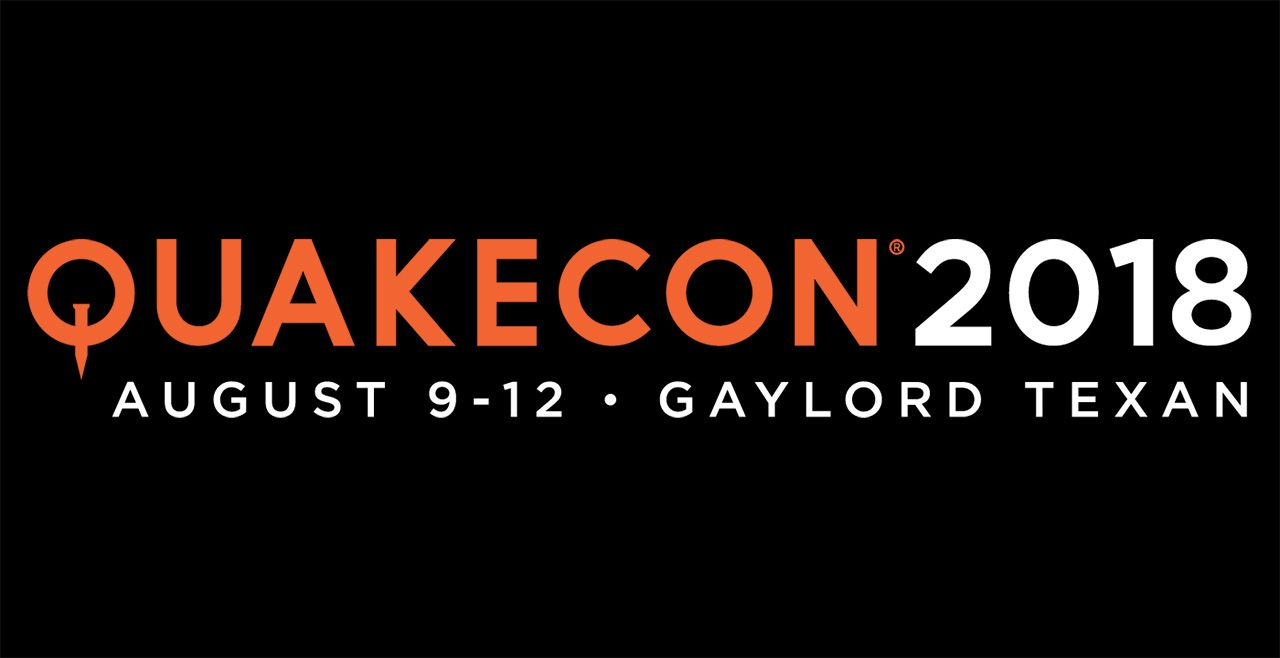 Image result for quakecon 2018