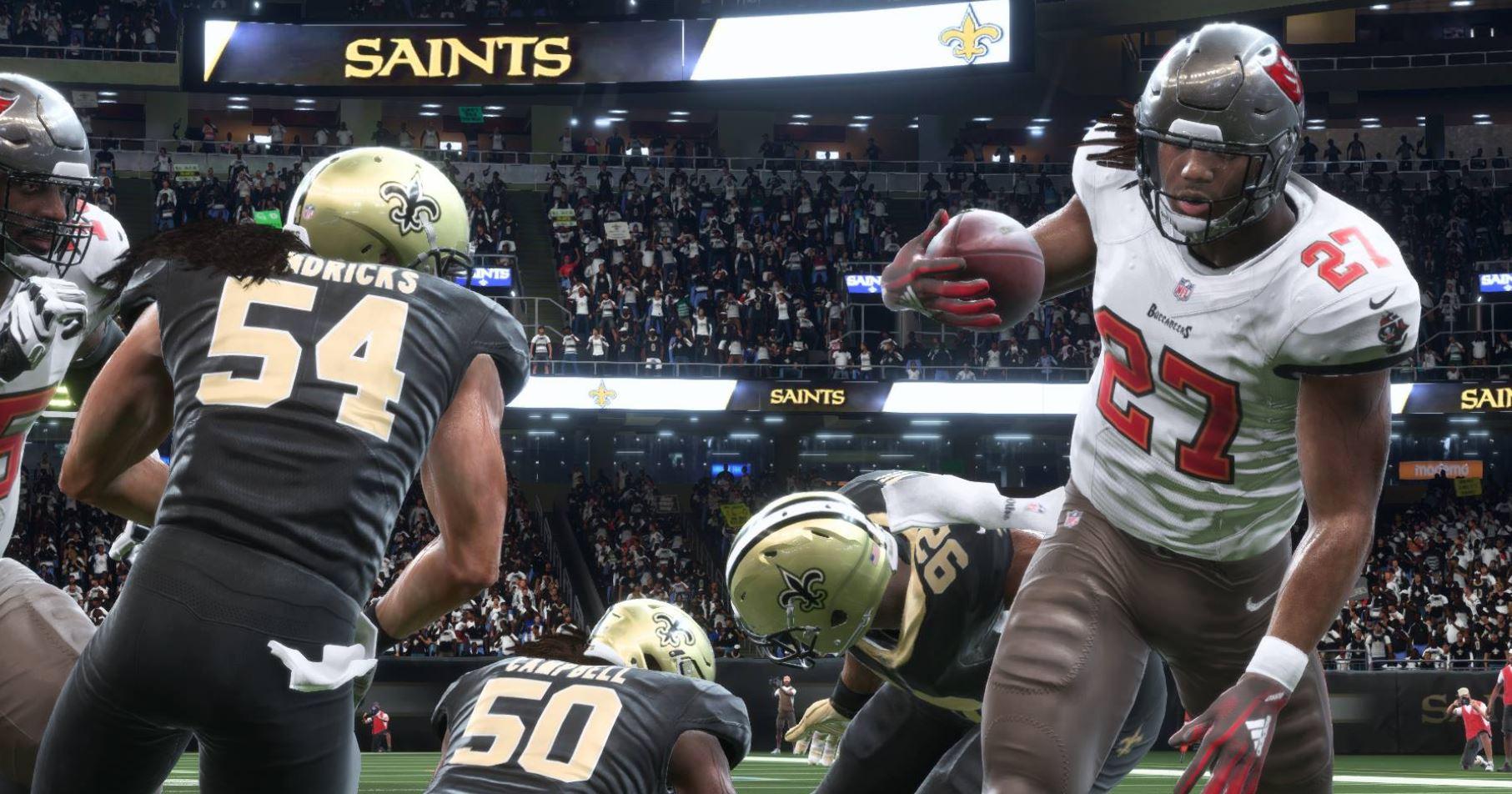 Madden NFL 19 Review: Settling for a field goal   Shacknews
