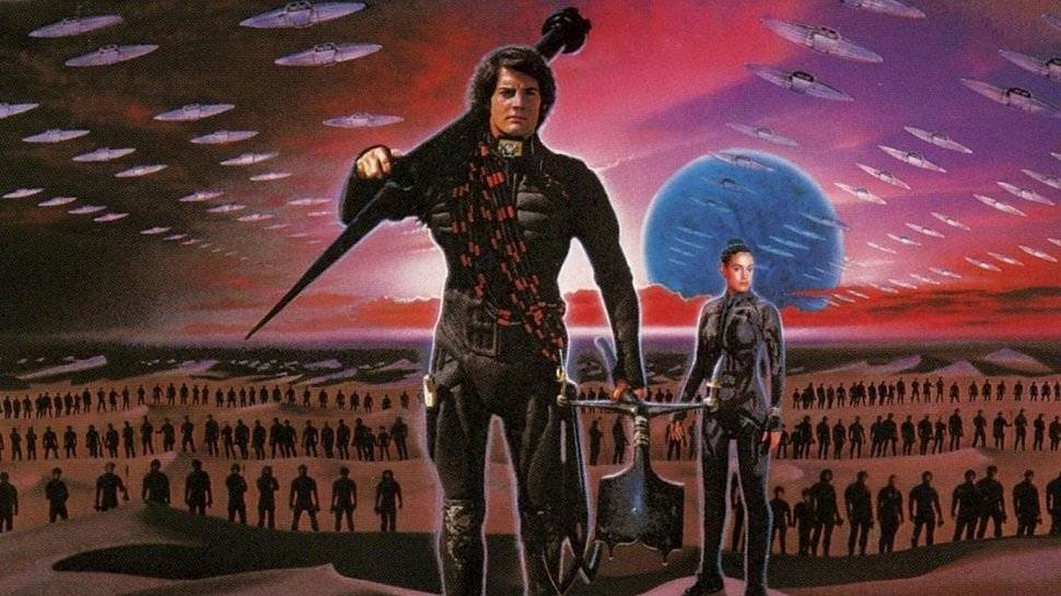 Dune is getting the Kwisatz Haderach of tabletop RPGs just in time for its film reboot   Shacknews