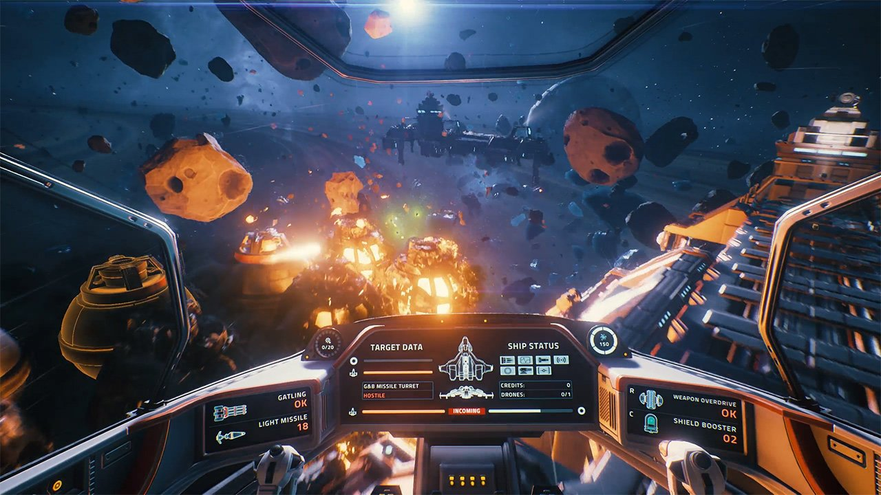 Toggle Switch Cover >> Space shooter Everspace Stellar Edition warps to Nintendo Switch this December | Shacknews