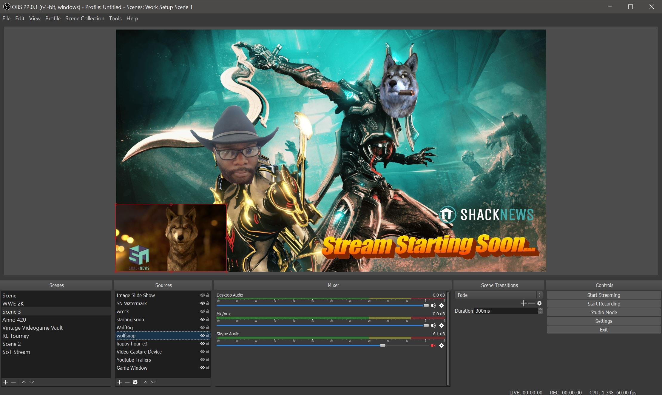 OBS Studio 22 brings new features and improvements for