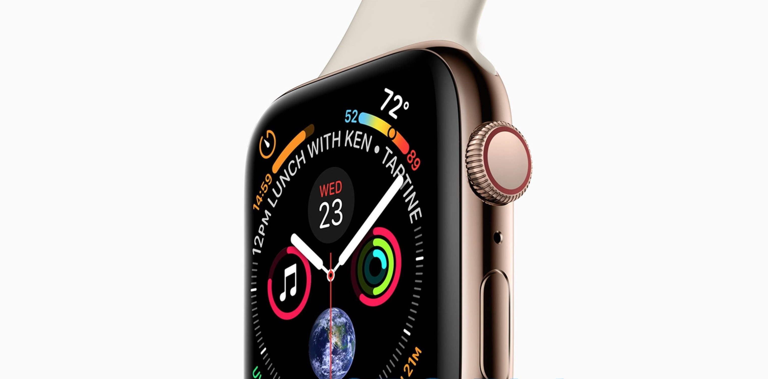 Leaked Apple Watch Series 4 details show larger screen and ...