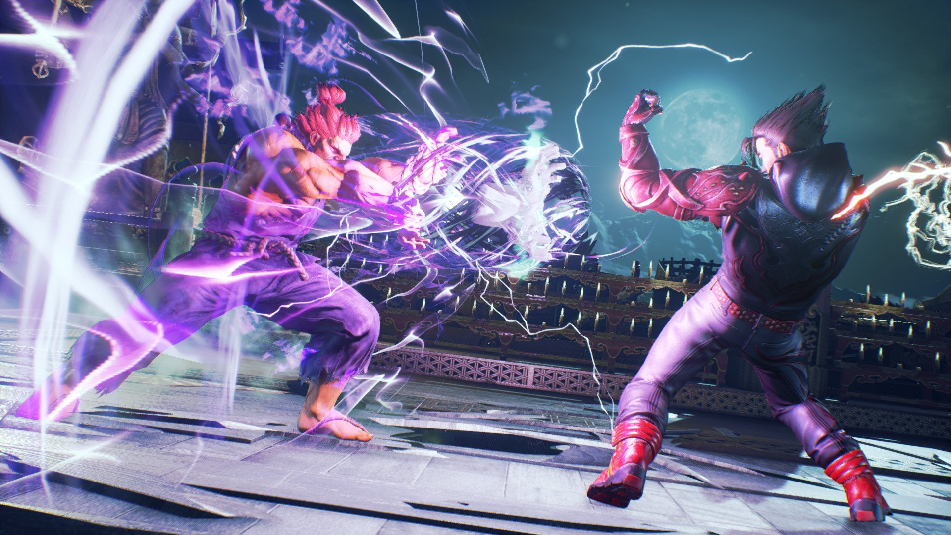 Tekken 7 Season 2 patch notes prepare for Thursday launch