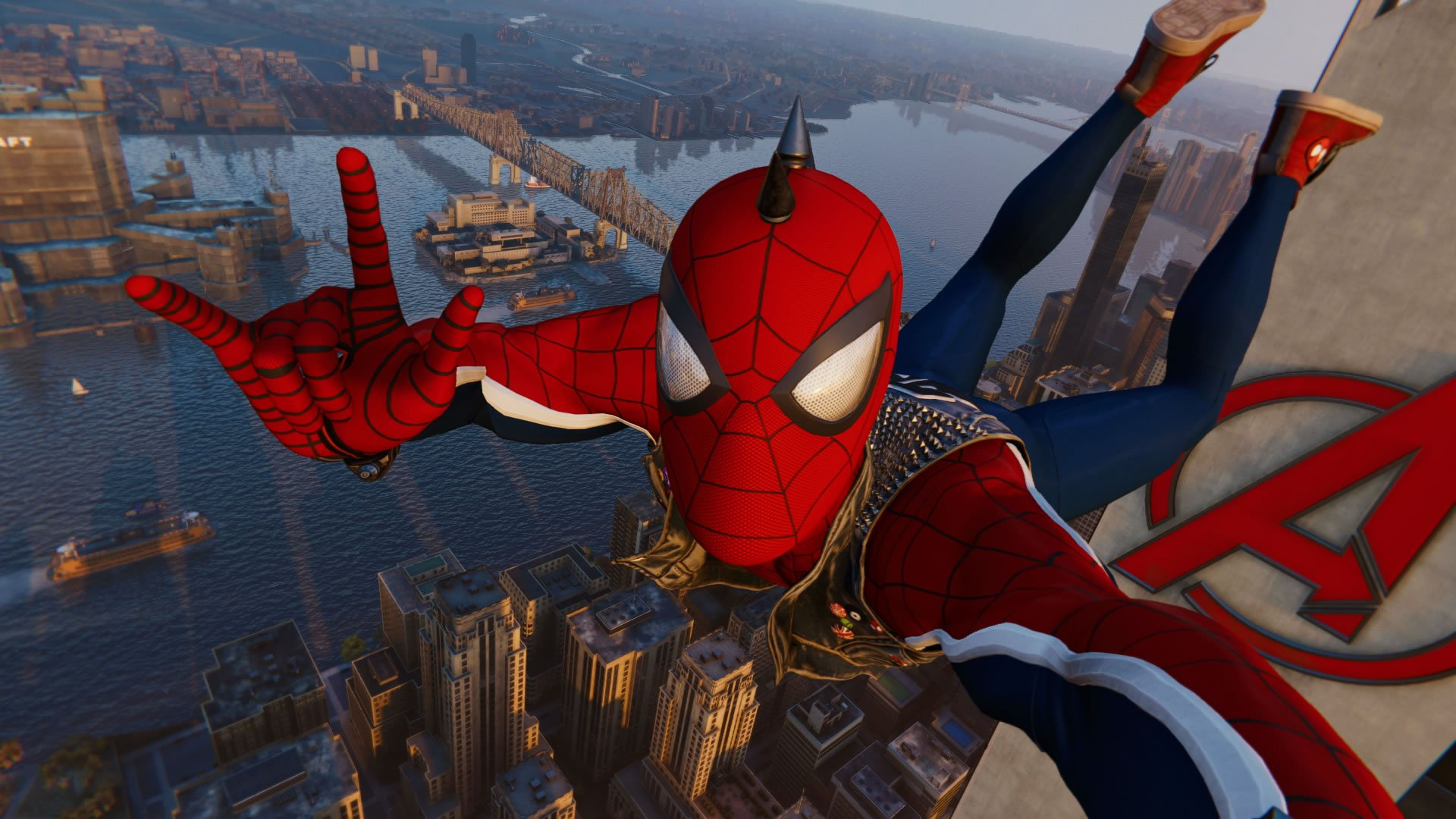 How To Take Selfies In Marvel S Spider Man Ps4 Shacknews