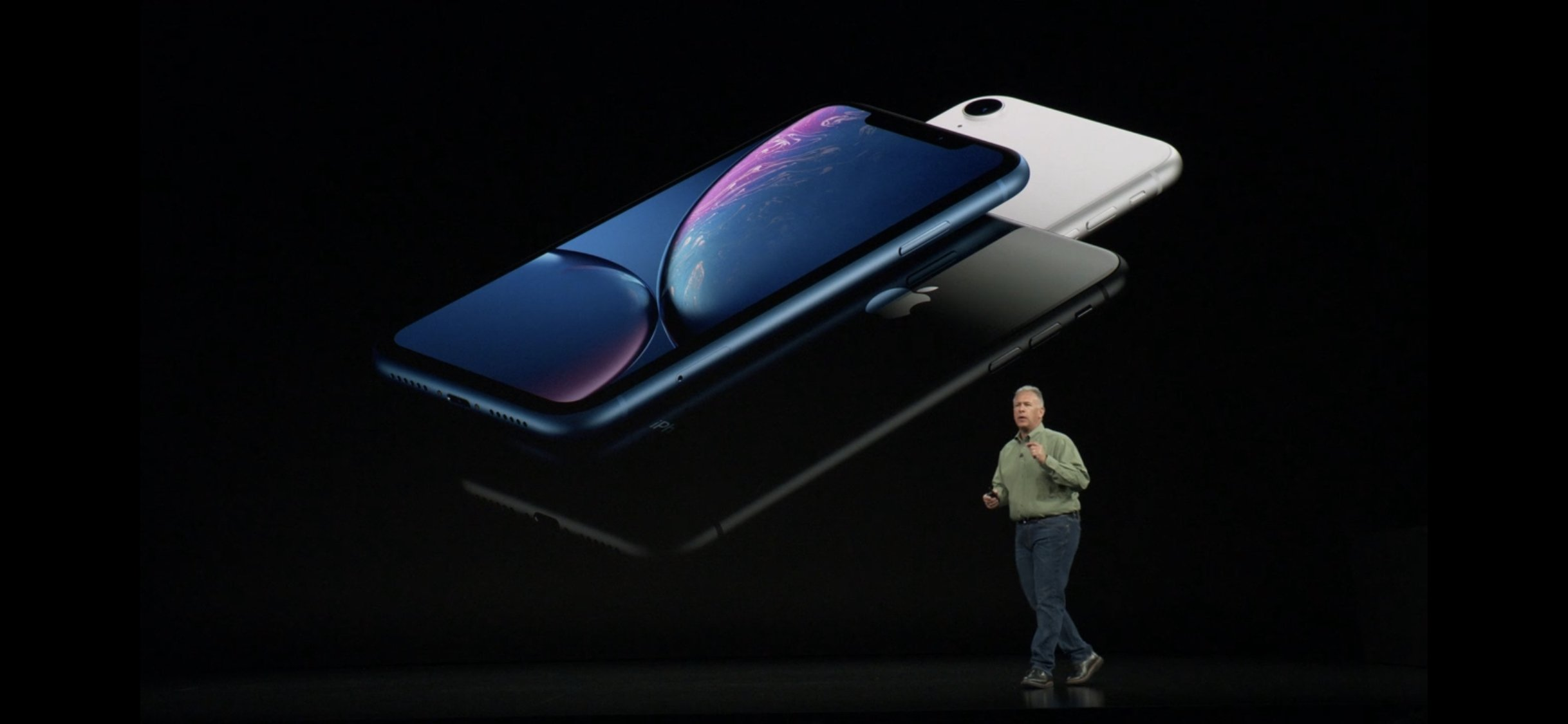 official photos 9753b 98ab9 Apple unveils iPhone Xr, featuring LCD Liquid Retina display | Shacknews