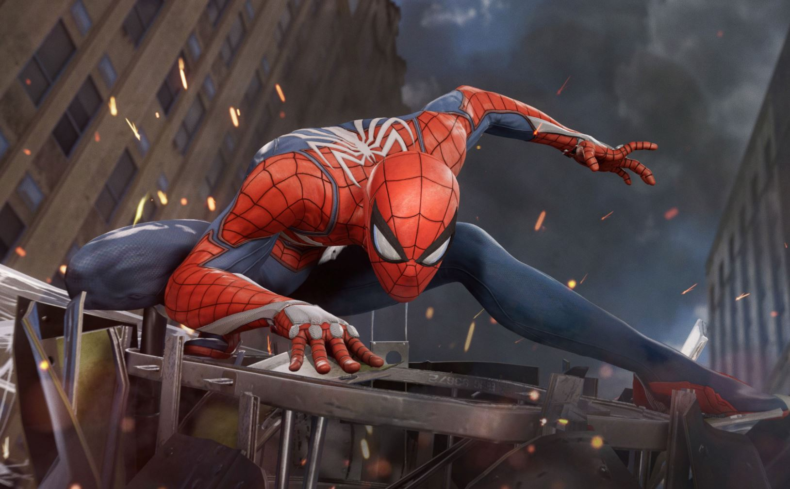Insomniac hints at New Game+ and more for upcoming Spider