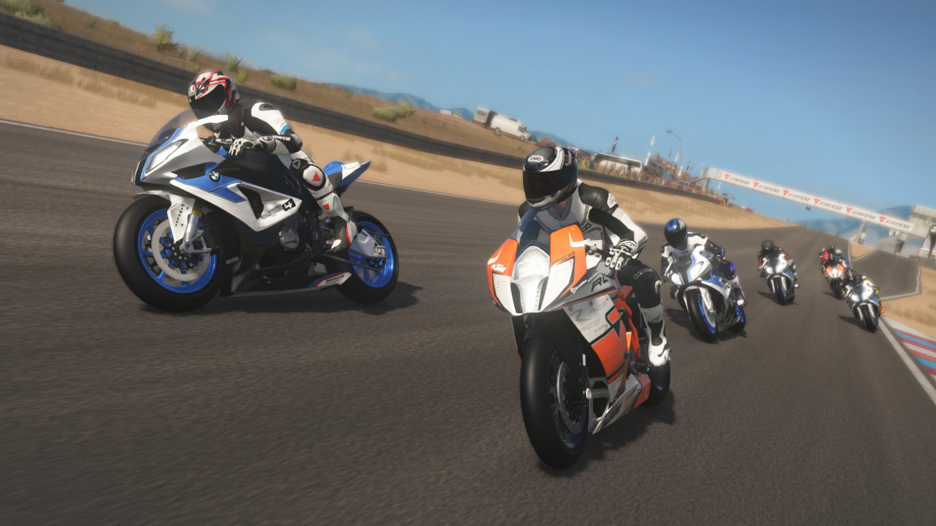 Ride 3 developer discusses updated Unreal-powered graphics and
