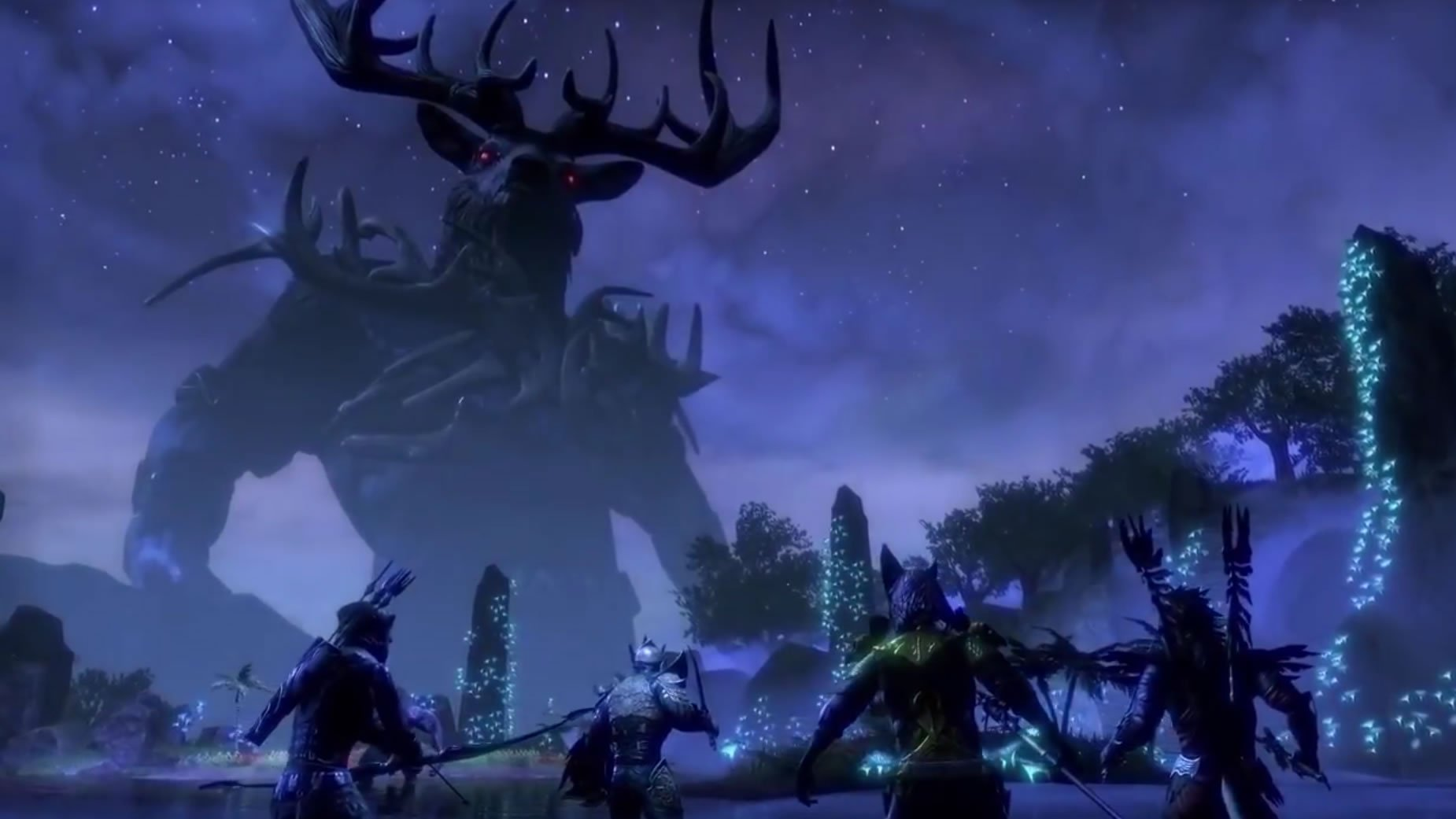 Elder Scrolls: Online creative director talks Update 20 and
