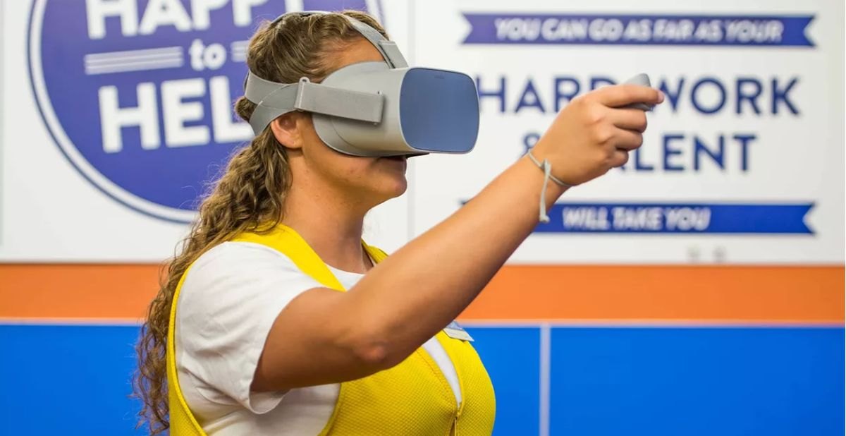 Walmart shipping 17,000 Oculus Go VR HMDs to US stores for