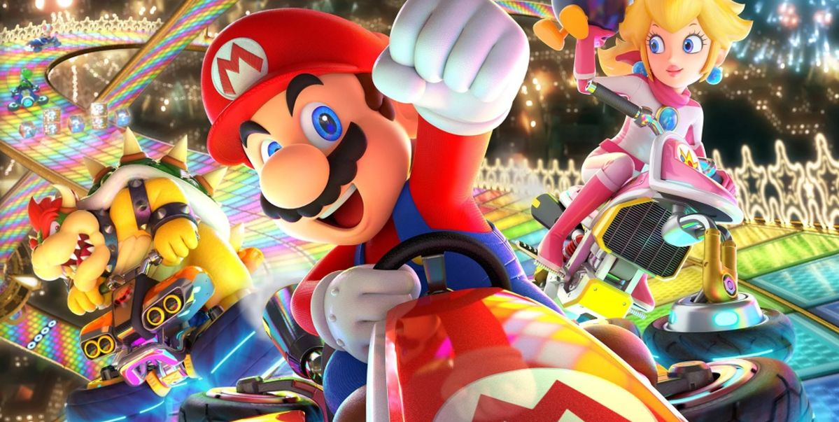 Mario Kart Vr Races To Washington D C Via Htc Vive Bandai Namco