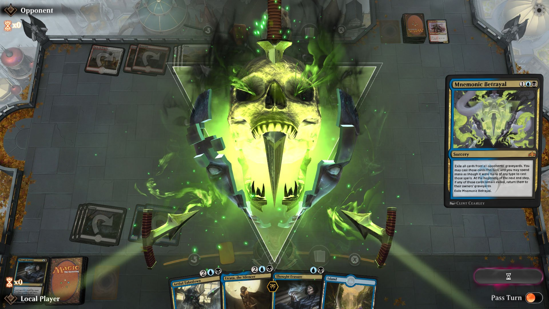 Magic The Gathering Arena Open Beta Is Now Live On Pc Shacknews