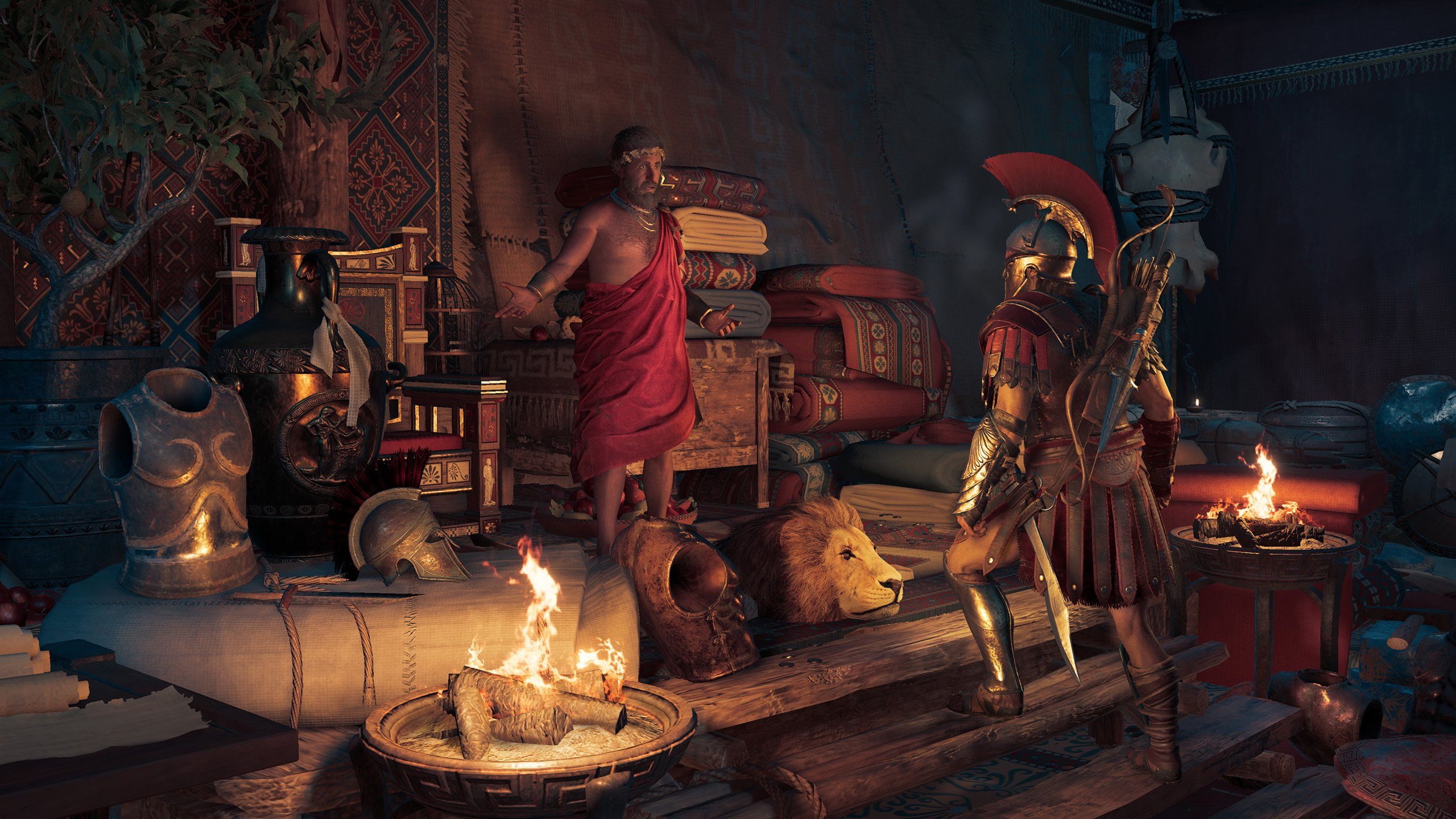 How Long Is Assassin S Creed Odyssey Shacknews