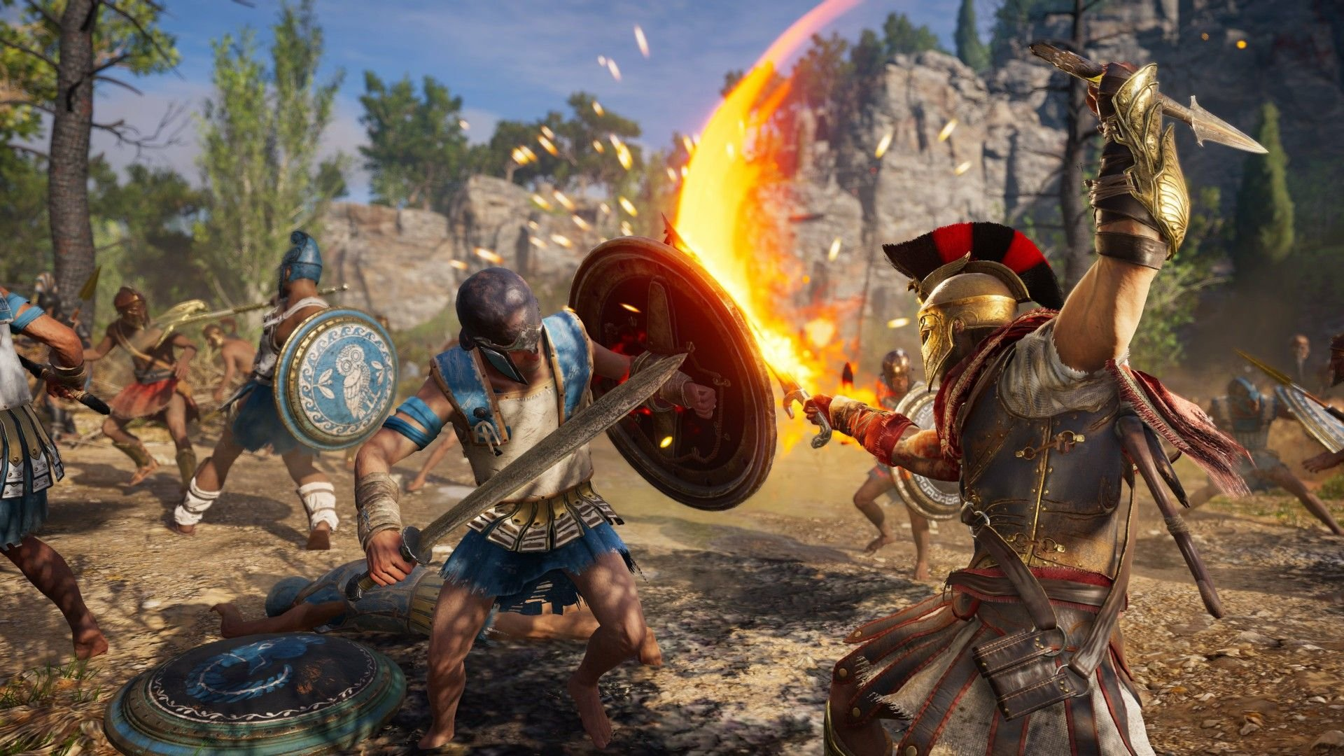 Pc Controls And Key Bindings In Assassin S Creed Odyssey Shacknews