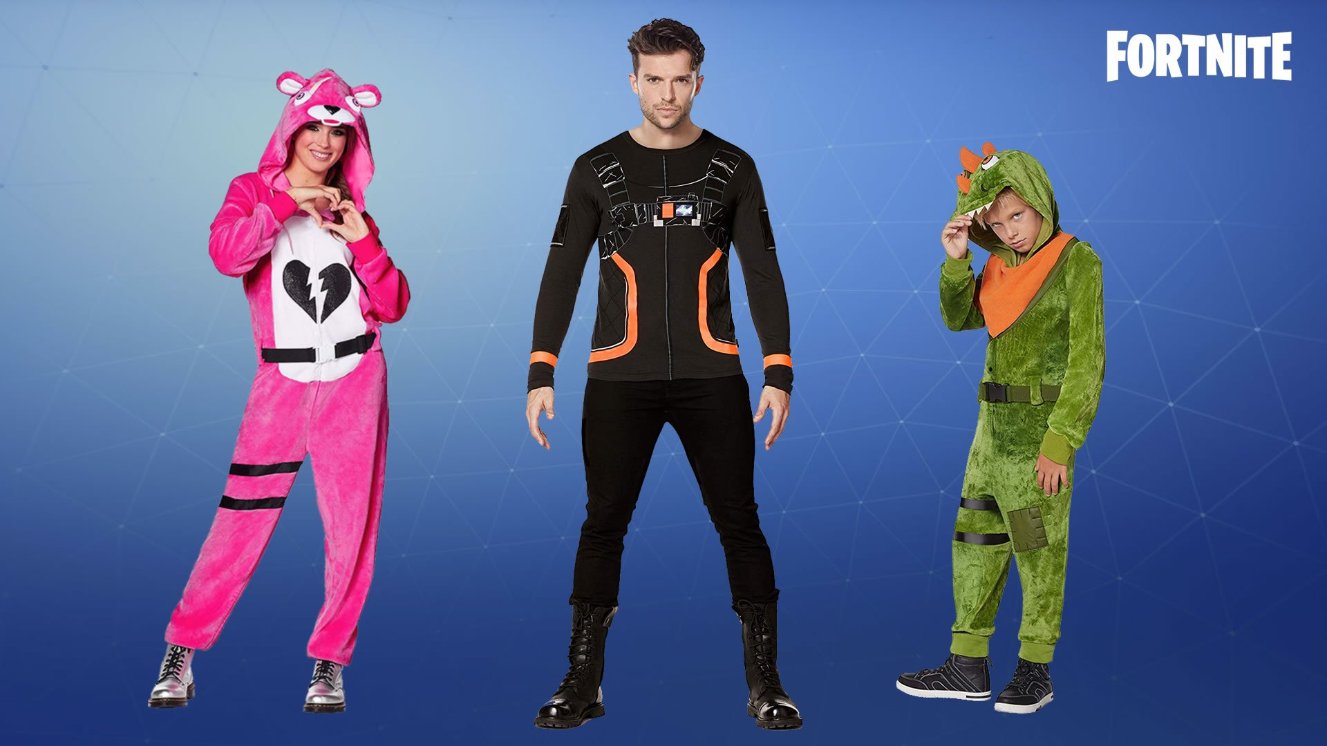 The Best Fortnite Halloween Costumes For Adults And Kids Shacknews