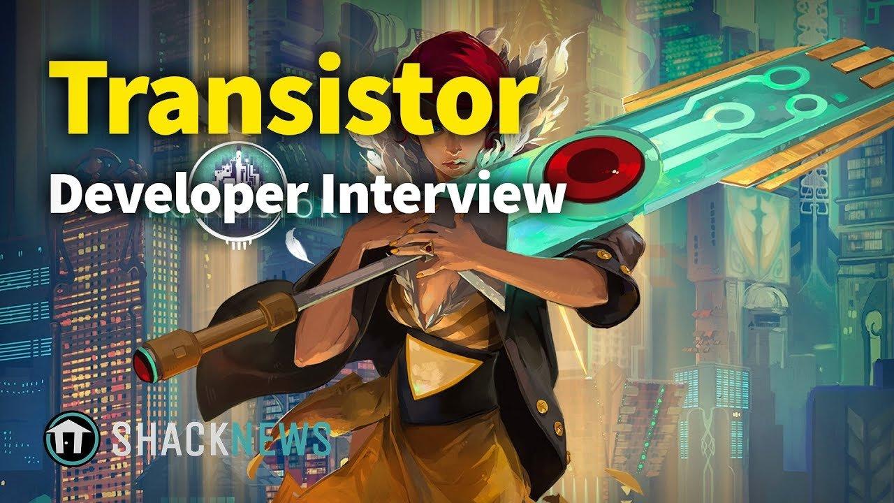 Transistor interview: Supergiant Games' Morgan Wren