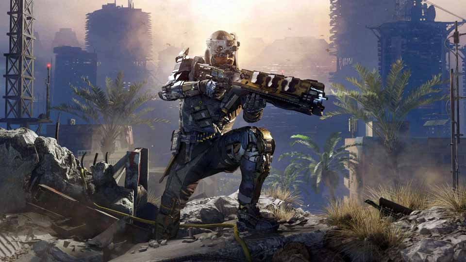 Call Of Duty Black Ops 4 Streamers Are Accidentally Revealing
