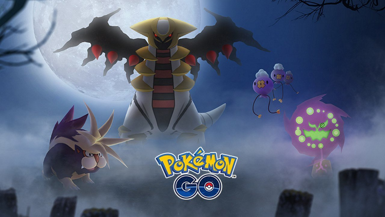 Sableye and Banette land in latest Pokemon Go Halloween