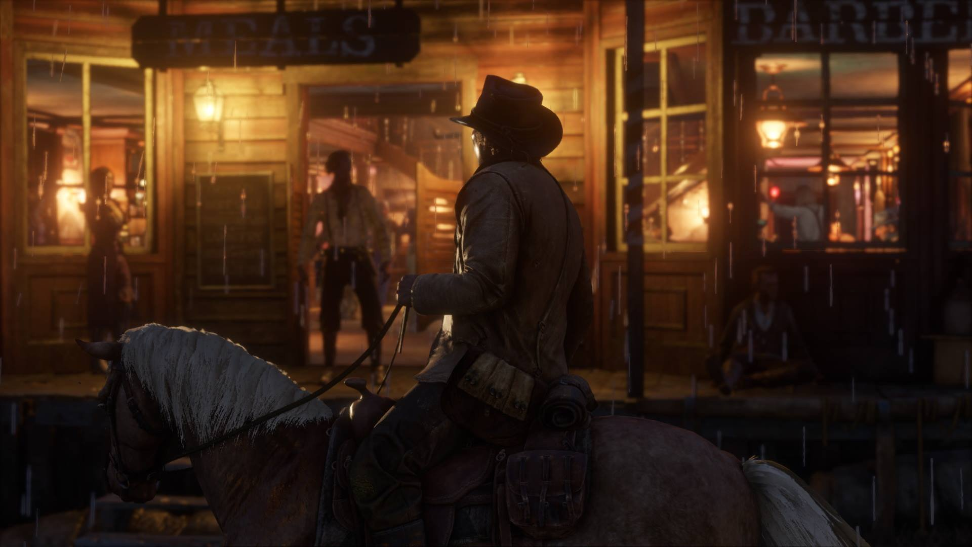 PlayStation 4 controls - Red Dead Redemption 2 | Shacknews