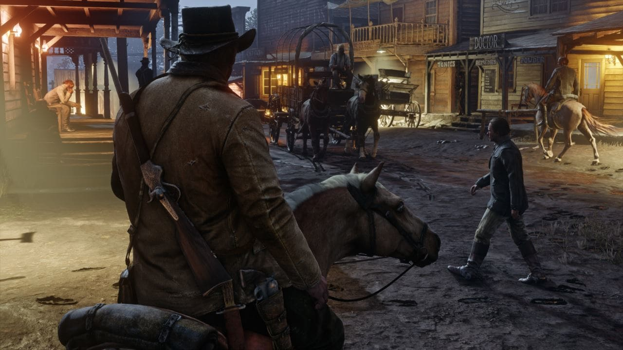 Xbox One controls - Red Dead Redemption 2 | Shacknews
