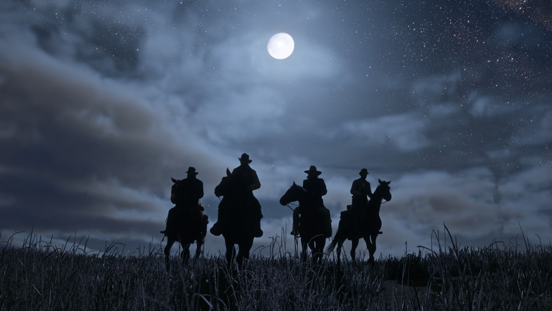 You can kill KKK members in Red Dead Redemption 2