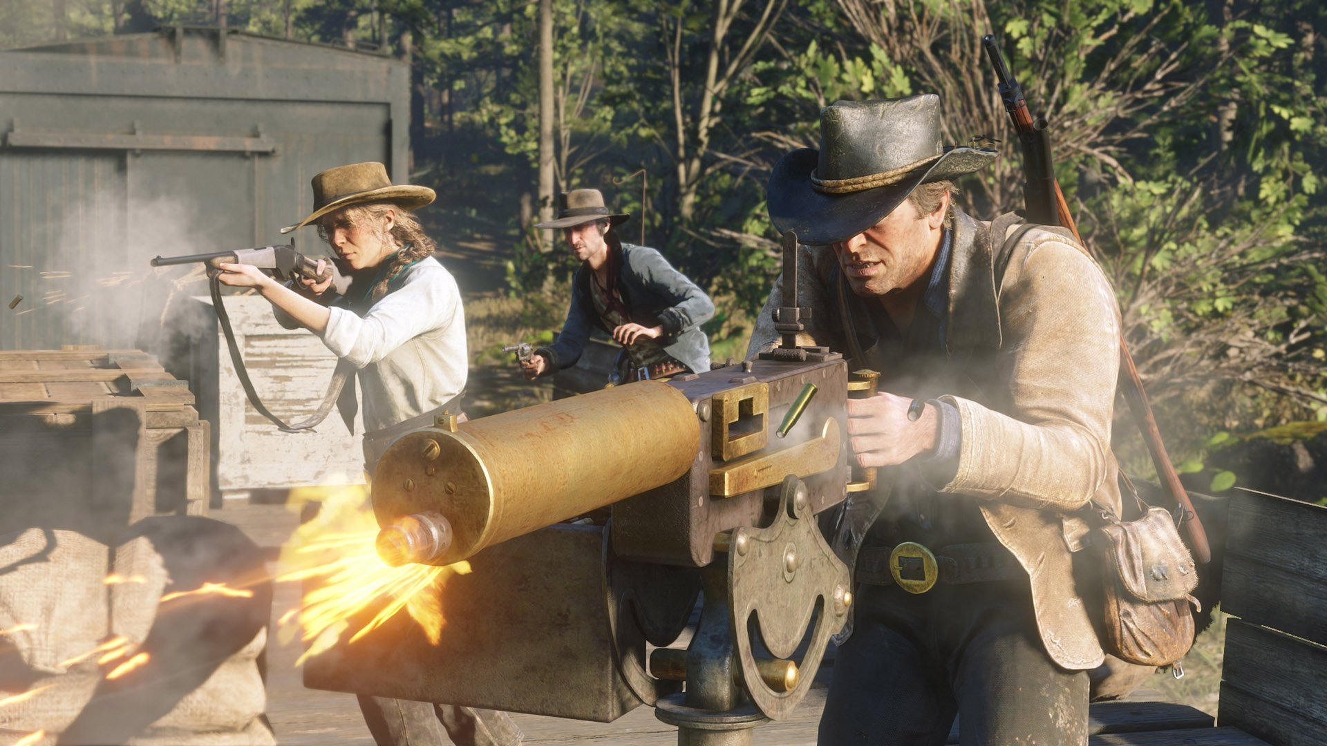 Full cheat codes list in Red Dead Redemption 2 | Shacknews