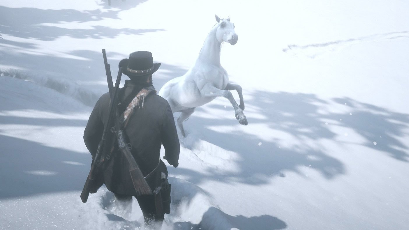Where To Find The Best Wild Arabian Horse In Red Dead Redemption 2