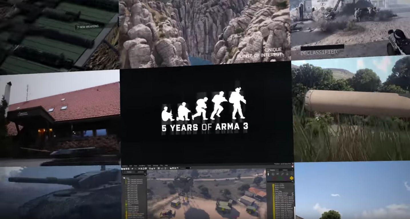 Arma 3 Roadmap Reveals Remaining 2018 Dlc Plans Teases 2019