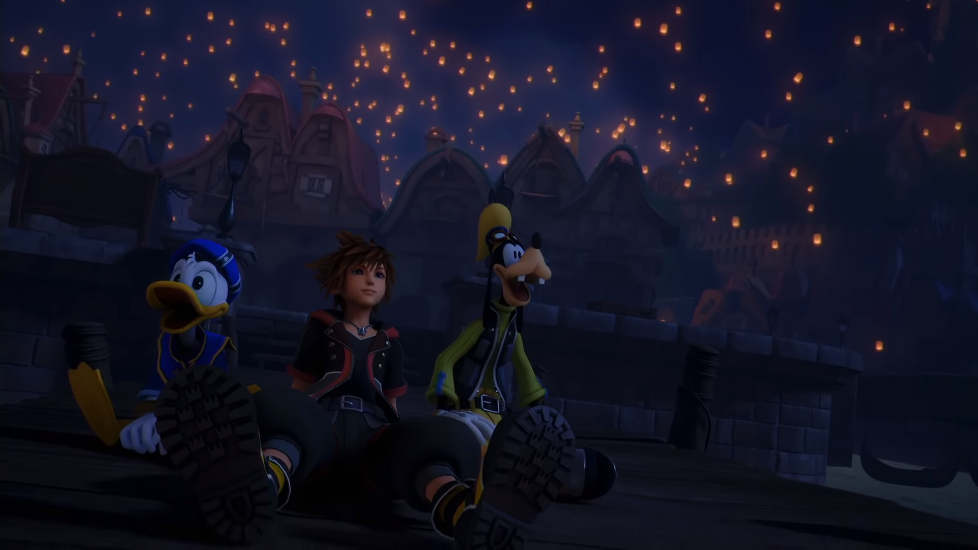 Kingdom Hearts 3 The 4 Biggest Takeaways From The X018 Trailer