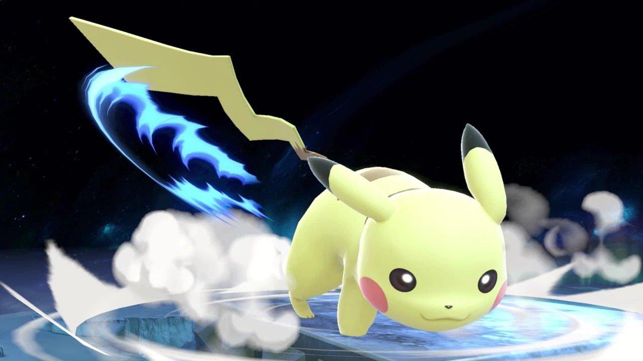 Super Smash Bros  Ultimate Character Profiles: Pikachu