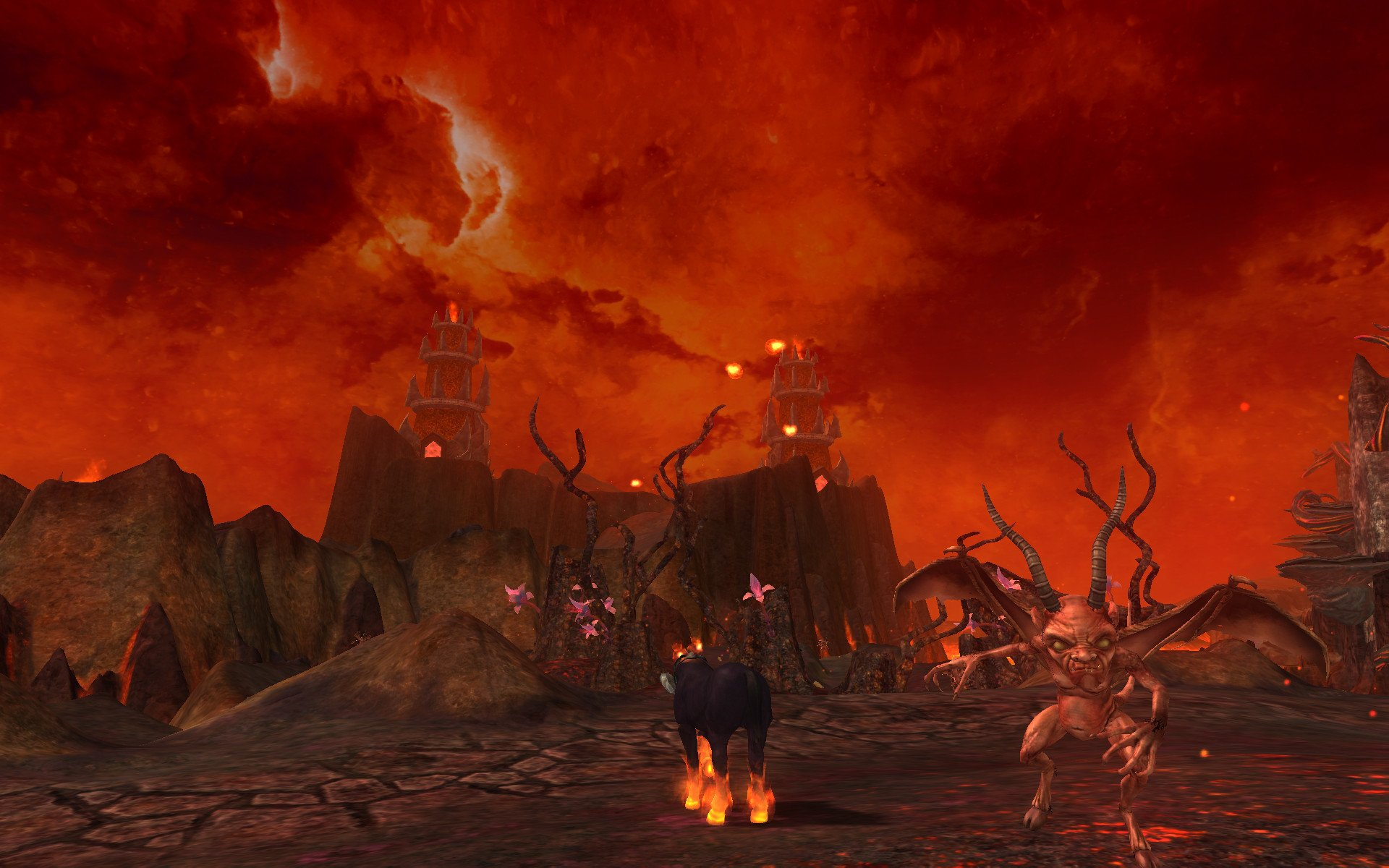 EverQuest 2: Chaos Descending exclusive artwork | Shacknews