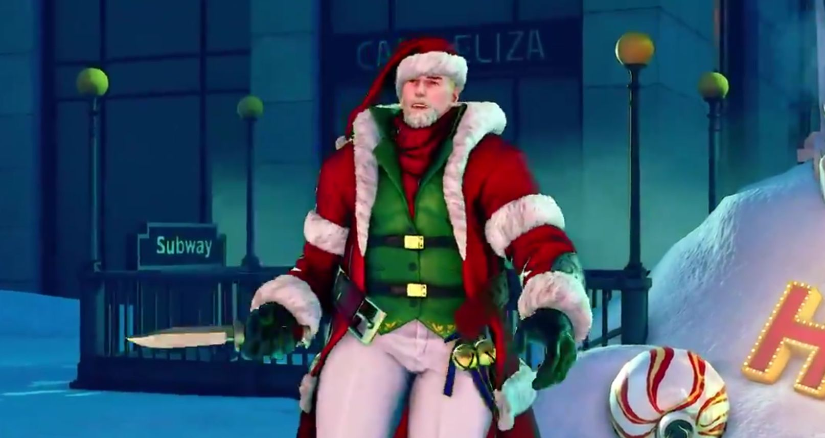Street Fighter 5 Arcade Edition Holiday Costumes Are Coming Next Week Shacknews