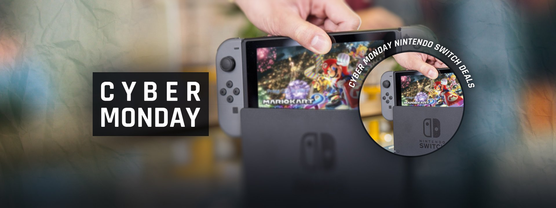 Best Cyber Monday 2018 Nintendo Switch Deals Shacknews