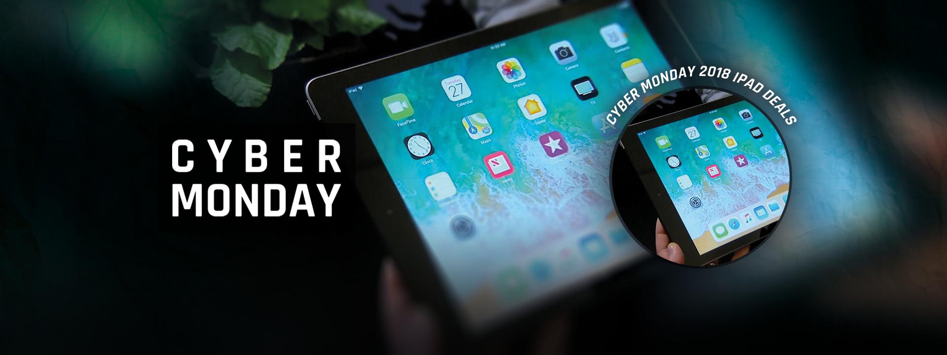 Best Cyber Monday 2018 Apple Ipad Deals Shacknews