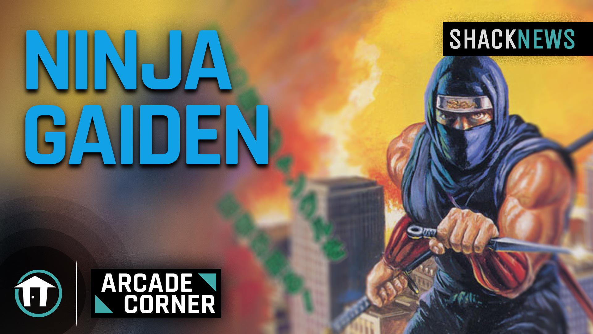 Shack S Arcade Corner Ninja Gaiden Shacknews