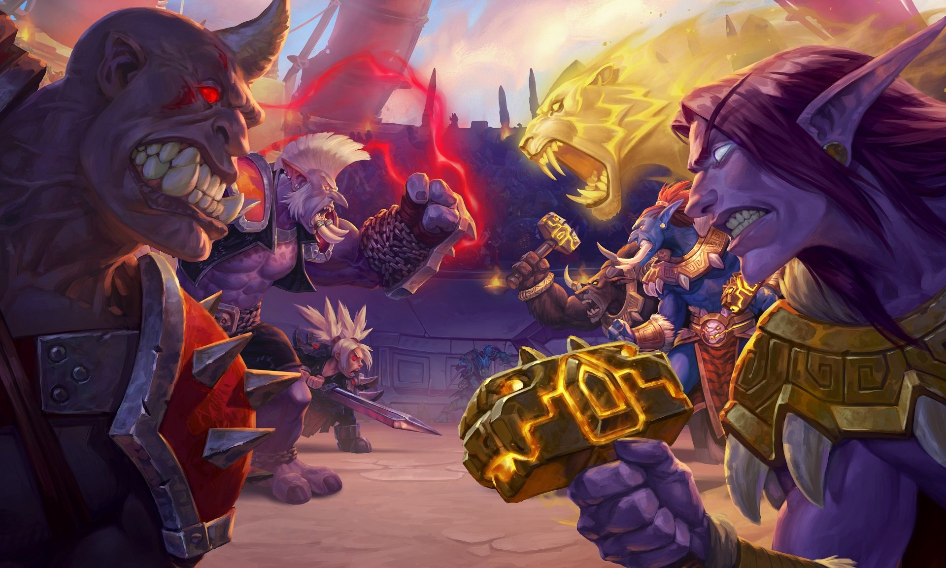 Hearthstone: Rastakhan's Rumble expansion goes live with 6 ...