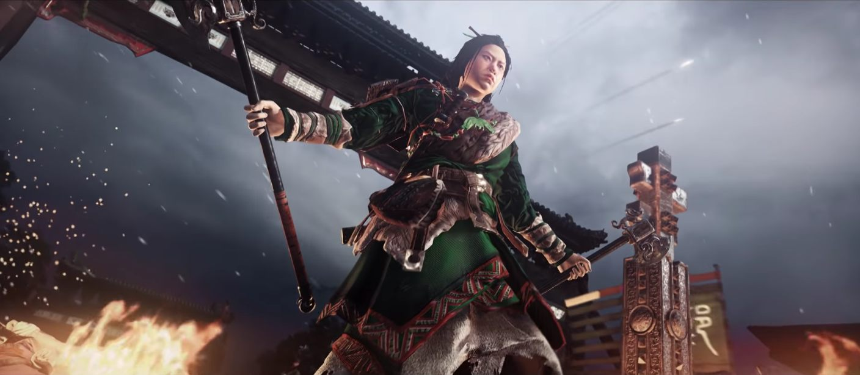 Total War: Three Kingdoms trailer shows The Bandit Queen