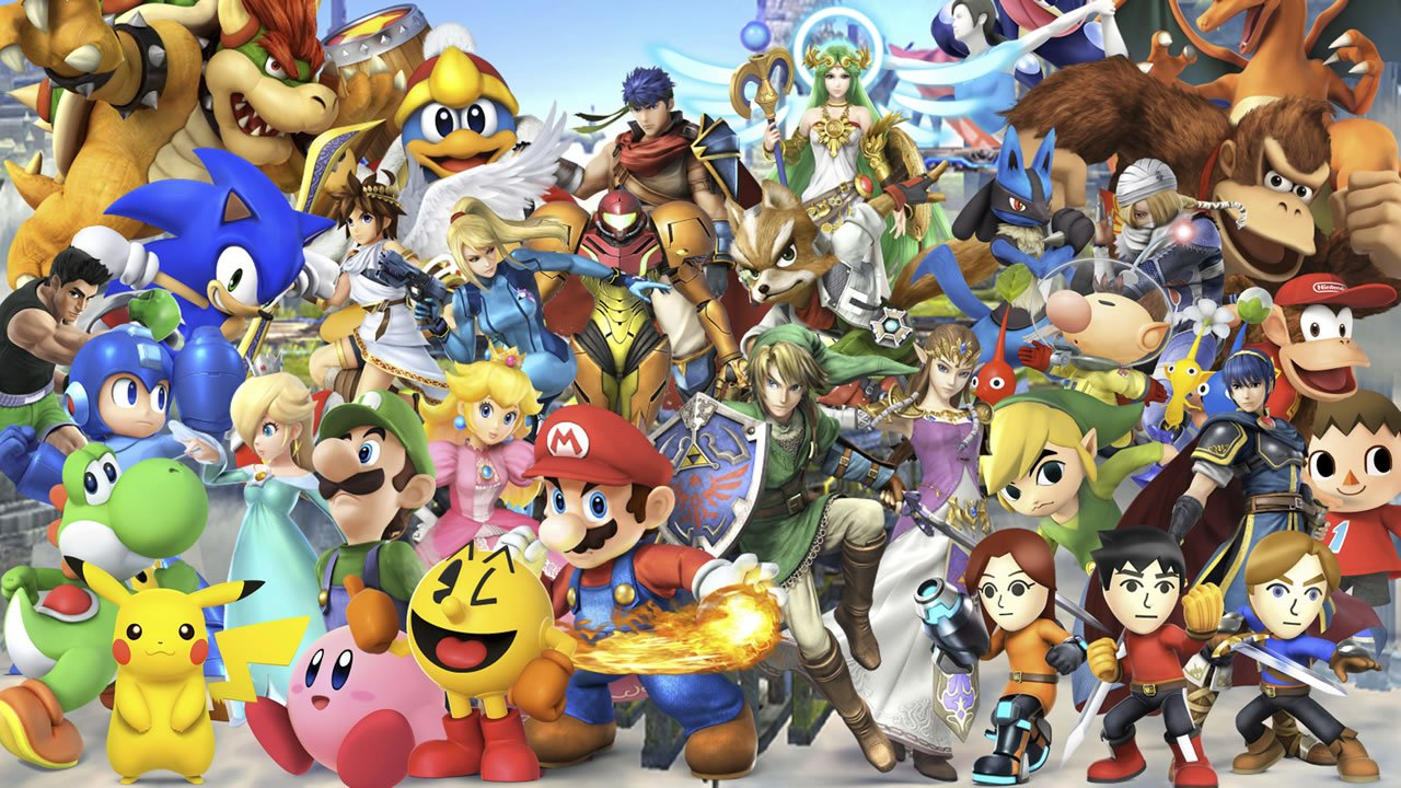 super smash bros ultimate - photo #22