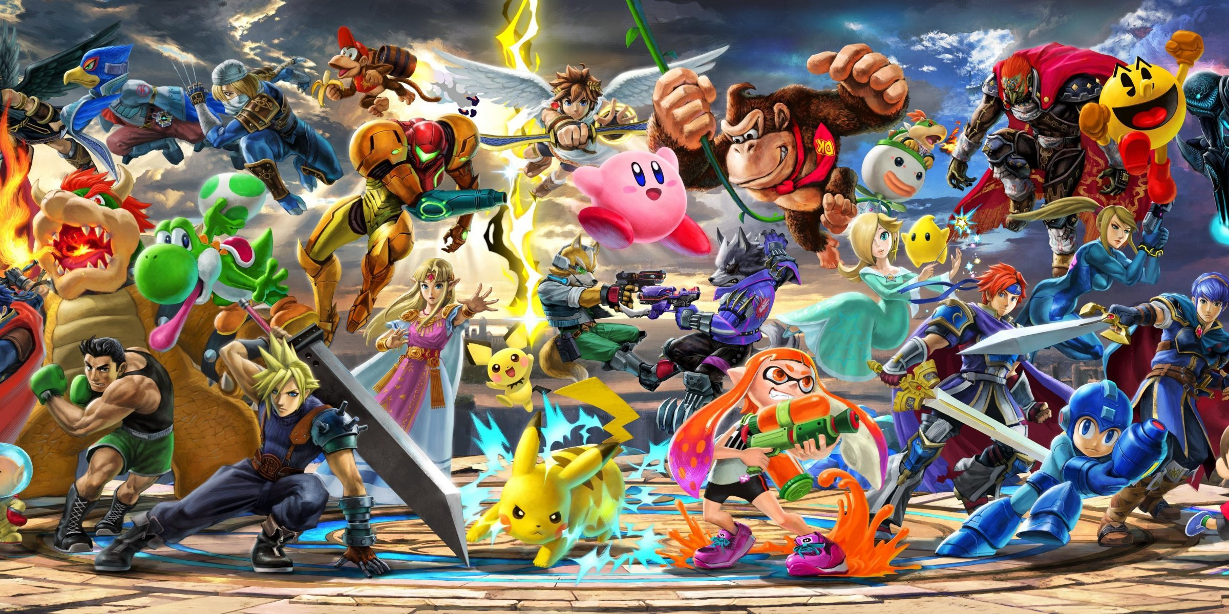 super smash bros ultimate - photo #15
