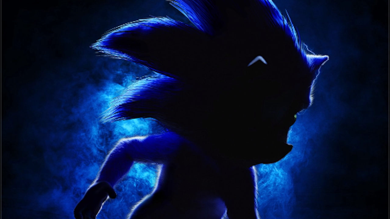 Movie Poster 2019: Sonic The Hedgehog Movie Poster Teases Live-action Sonic