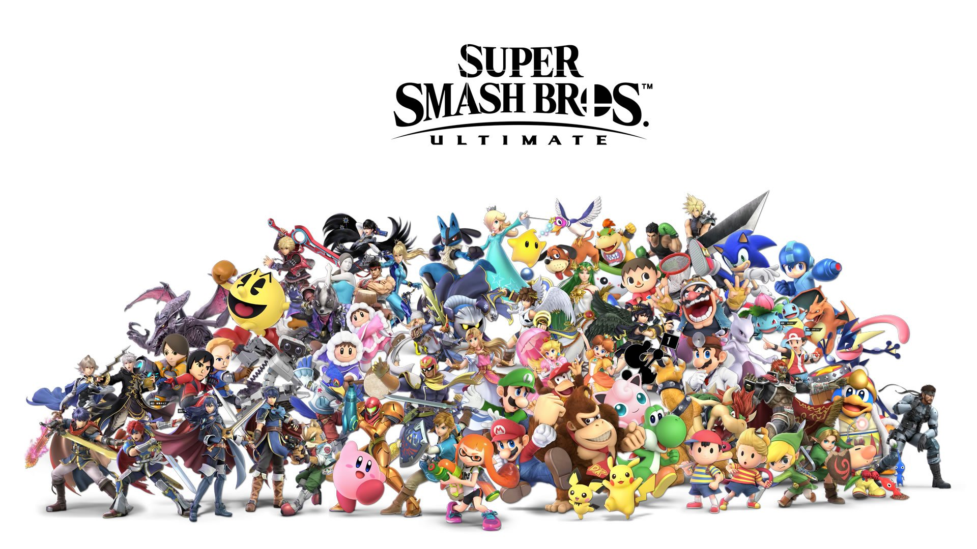 How many characters are in Super Smash Bros  Ultimate? | Shacknews