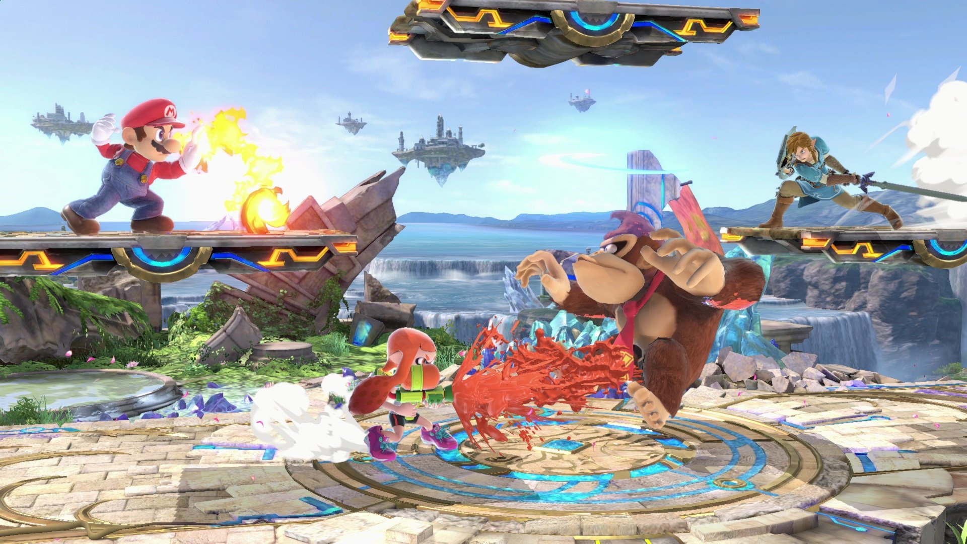 Super Smash Bros Ultimate Review Ultimate Warriors Shacknews