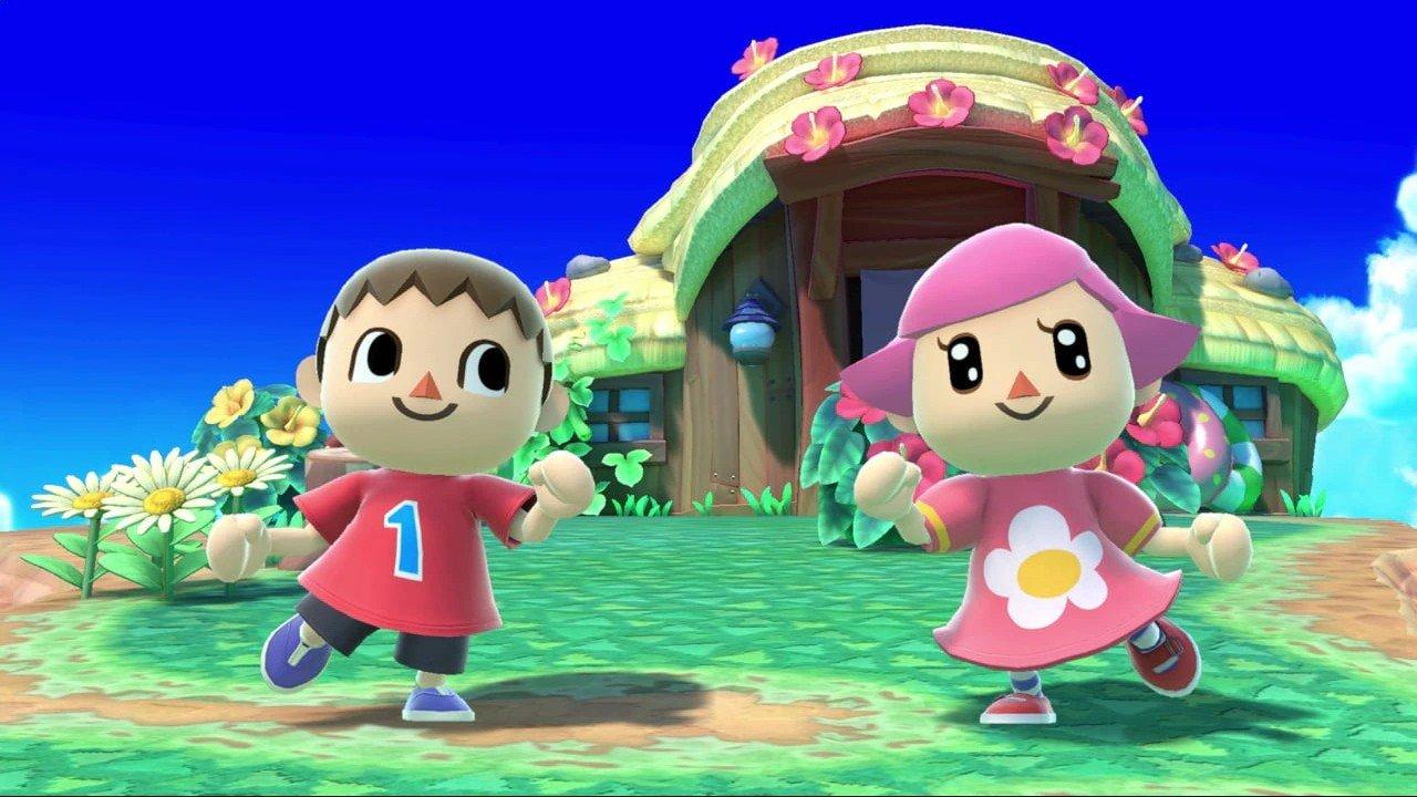 Super Smash Bros. Ultimate Character Profiles: Villager | Shacknews